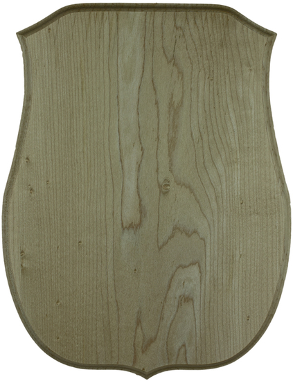 "Maple<br>Shield Panel<br>9 1/2"" X 12 1/2"""