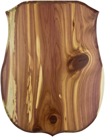 "Aromatic Cedar<br>Shield Panel<br>18 1/2"" X 21 1/2"""
